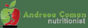 Nutritionist Andreea Coman